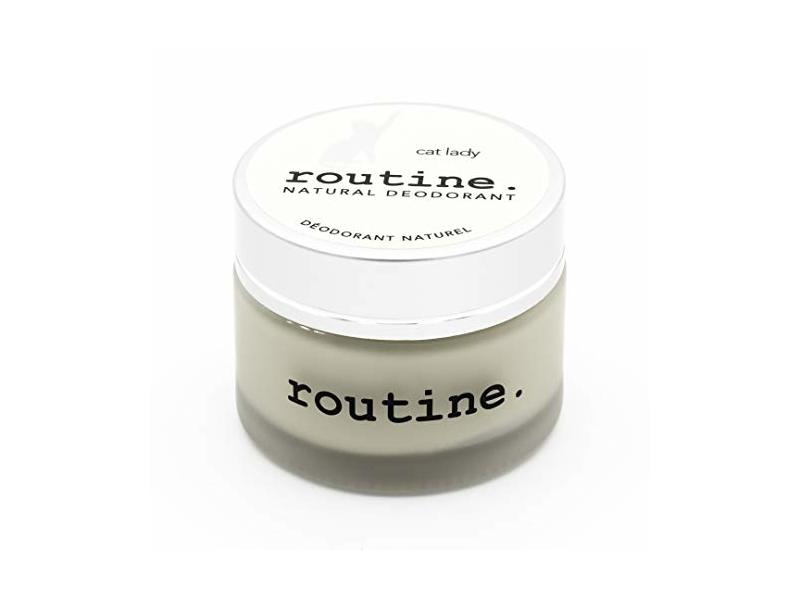 Cat Lady Routine Natural Deodorant
