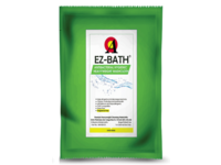 Point A Tech Ez-Bath Anti-Bacterial Wash Cloth, Fragrance Free, 8 Sheets - Image 2