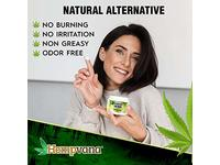 Original Hempvana Pain Relief Cream by BulbHead - The Hemp Cream for Pain Relief & Joint Pain Relief with Cannabis Seed Extract - Image 7
