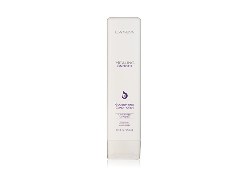 L'anza Healing Smooth Glossifying Conditioner, 8.5 fl oz/250 ml