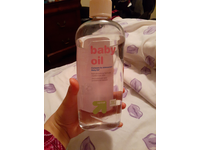 Up & Up Baby Oil - Image 2