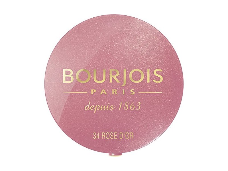 Bourjois Blush, No. 34 Rose D'or, 0.08 oz