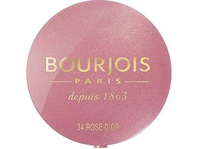 Bourjois Blush, No. 34 Rose D'or, 0.08 oz