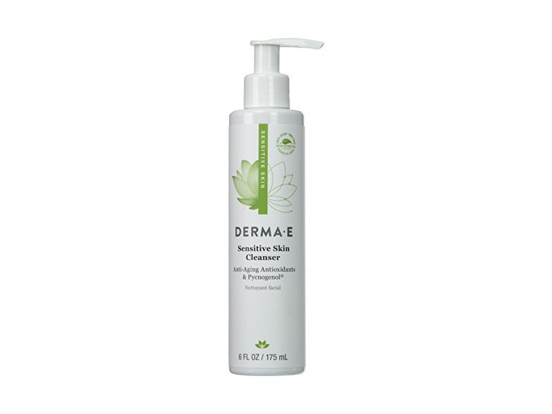Derma E Sensitive Skin Cleanser, 6 fl oz