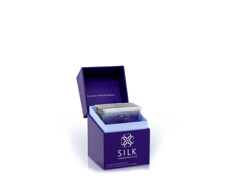Silk Therapeutics Silk + C30 Film Fine Line Diminishing Treatment