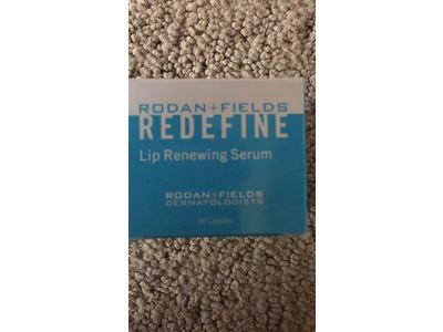 Rodan + Fields Redefine Lip Renewing Serum Ingredients and
