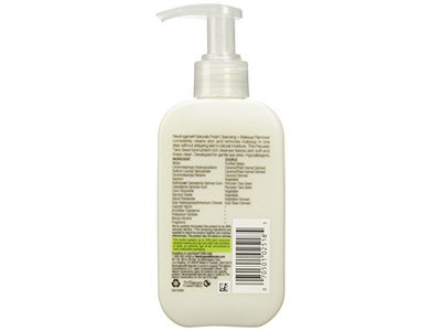 Neutrogena Naturals Fresh Cleansing + Makeup Remover, 6 Ounce (Pack of 2) - Image 3