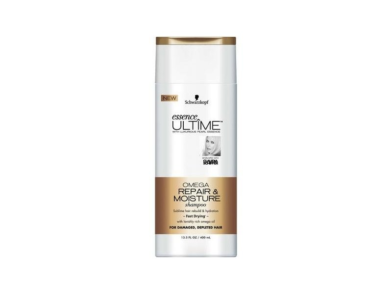 Schwarzkopf Essence Ultime Omega Repair & Moisture Shampoo, 13.5 Fl. Oz.