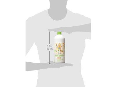 Babyganics Foaming Dish and Bottle Soap Refill, Citrus, 32oz Bottle - Image 10