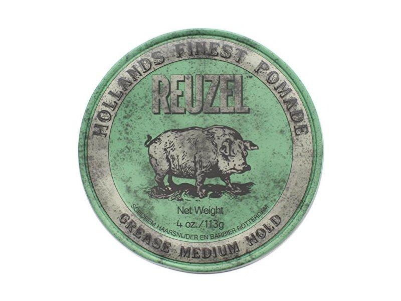 Reuzel Green Pomade, 4 oz