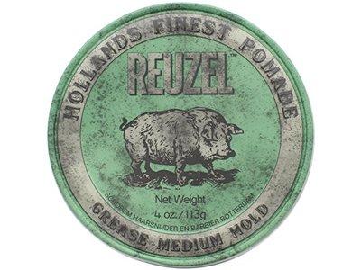Reuzel Green Pomade, 4 oz - Image 1