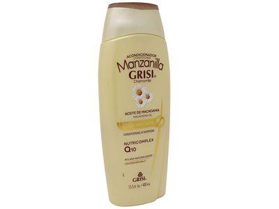 Grisi Manzanilla Conditioning & Nutrition, 13.5 fl oz/400 mL