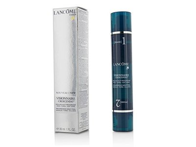 Lancome Visionnaire Crescendo Progressive Night Peel, 1 Ounce
