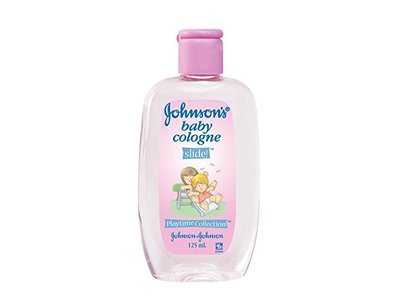 Johnson's Baby Cologne, Playtime Collection, 125 mL