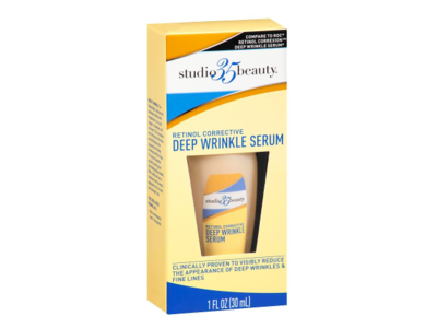 Studio 35 Beauty Retinol Corrective Deep Wrinkle Serum, 1 fl oz