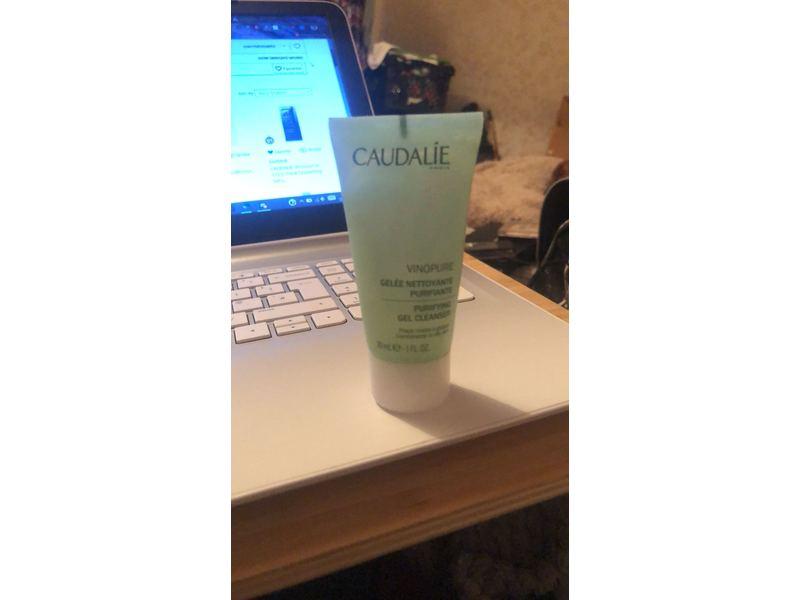 Caudalie Vinoperfect Purifying Gel Cleanser, Travel Size