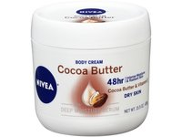 NIVEA Cocoa Butter Body Cream - Image 2