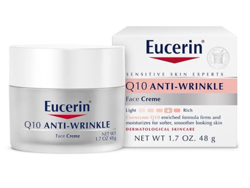 Eucerin Q10 Anti-Wrinkle Night Cream + Pro-Retinol