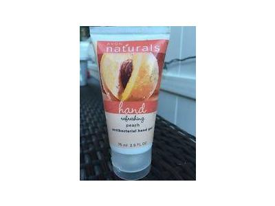 Avon Antibacterial hand gel, Peach, 2.5 fl oz
