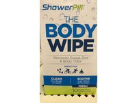 Shower Pill Athletic Body Wipes, 10 count - Image 3