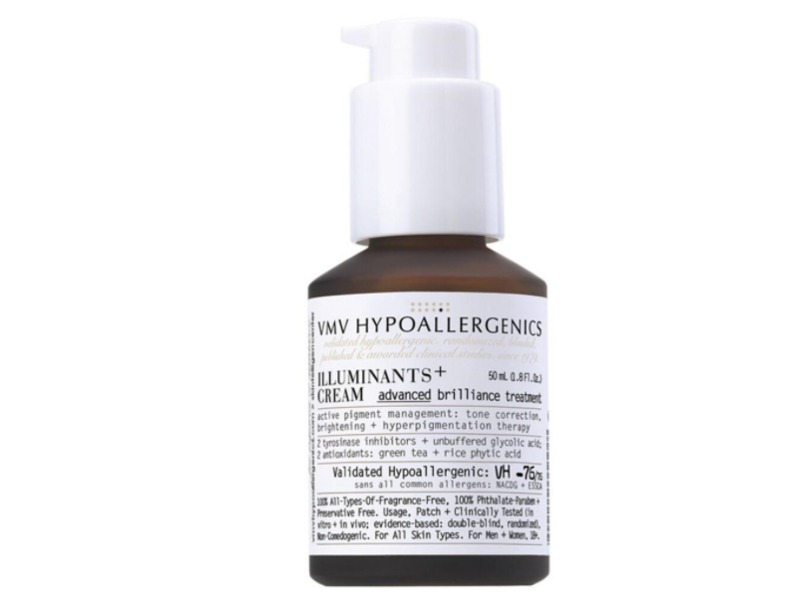 VMV Hypoallergenics Illuminants+ Cream: Advanced Brilliance Treatment, 0.8 fl oz