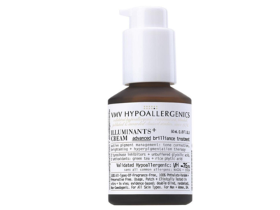 VMV Hypoallergenics Illuminants+ Cream: Advanced Brilliance Treatment, 0.8 fl oz - Image 1