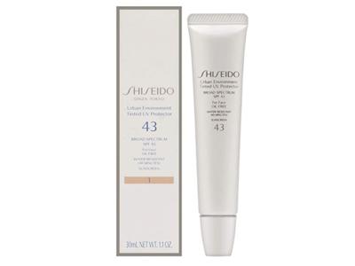 Shiseido Urban Environment Tinted UV Protector SPF 43, 30 mL