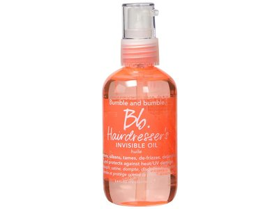 Bumble & Bumble Hairdresser's Invisible Oil, 3.4 fl oz/100 mL