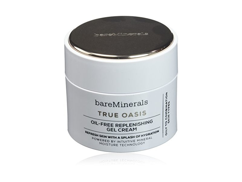 bareMinerals True Oasis Oil-Free Replenishing Cream, 1.7 Ounce