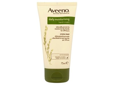 Aveeno Intensive Relief Hand Cream with Oatmeal, 75ml