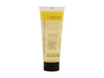 Deep Steep Body Wash, Grapefruit/Bergamot, 8 FZ