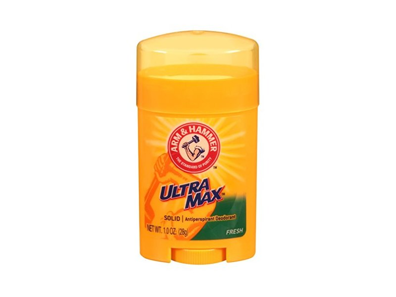 Arm And Hammer Ultra Max Deodorant And Antiperspirant Case of 12