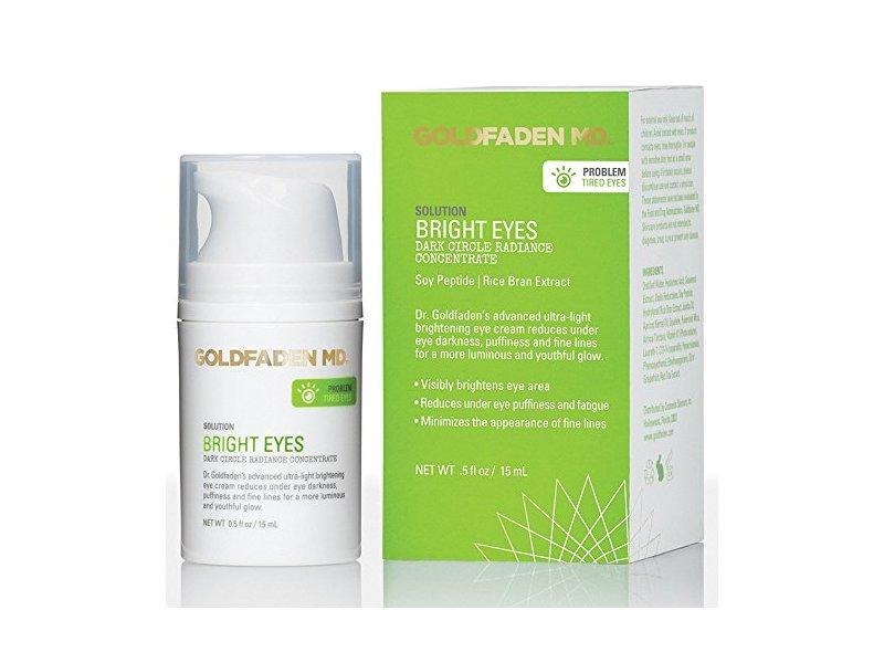 Goldfaden MD Bright Eyes Eye Cream, 0.5 fl oz