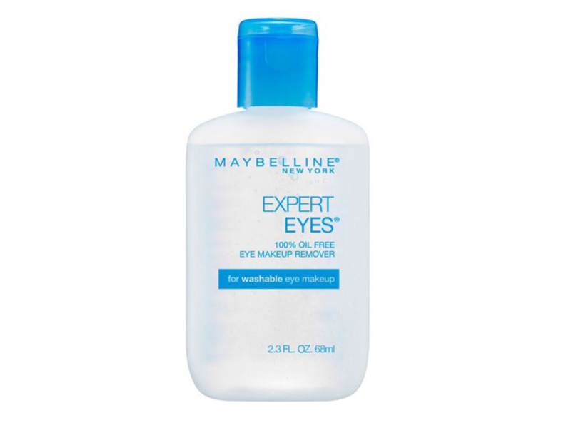 Maybelline Expert Eyes Oil-Free Eye Makeup Remover, 2.3 fl oz