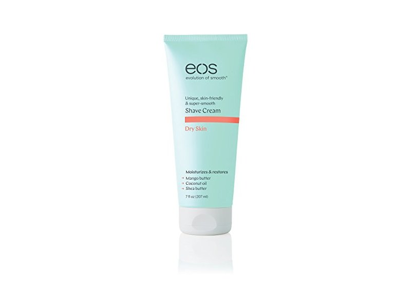 Eos Shave Cream, Dry Skin, 7 fl oz