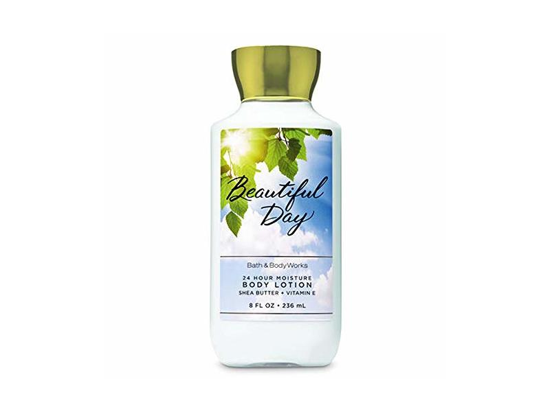 Bath & Body Works Beautiful Day 24 hour Moisture Super Smooth Body Lotion 8 fl oz / 236 mL