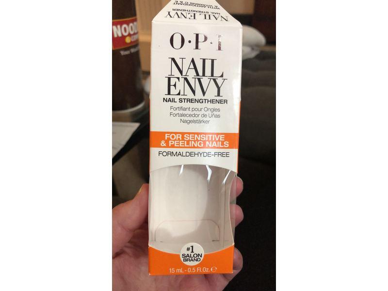OPI Nail Envy Nail Strengthener for Sensitive & Peeling Nails