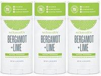 Schmidt's Natural Deodorant, Bergamot - Lime, 3.25 oz - Image 2