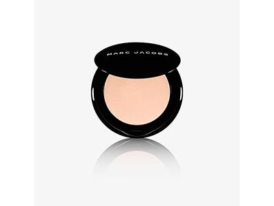 Marc Jacobs O!Meaga Shadow Gel Powder Eyeshadow, Satin Vanilla Cream - Image 1