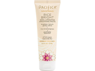 Pacifica Rice Bright Skin Cleansing Paste, 2.5 oz