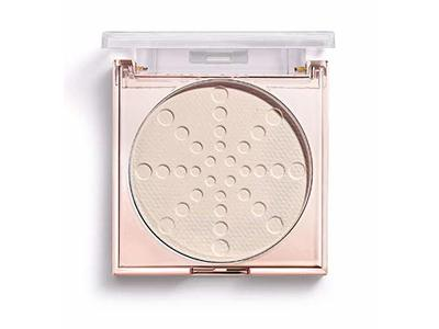 Makeup Revolution London Bake And Blot Pressed Powder, Translucent, 0.19 oz - Image 5