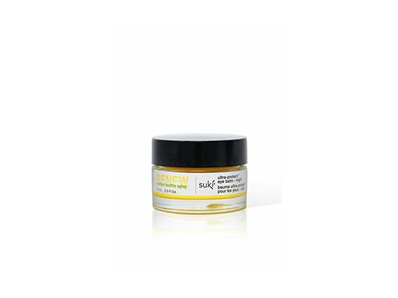Suki Skincare Ultra-Protect Nighttime Eye Balm, 0.50 Ounces