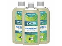 Seventh Generation Hand Wash Refills, Free & Clean, Unscented, 24 oz - Image 1