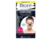 Biore Deep Cleansing Charcoal Pore Strips - Image 2