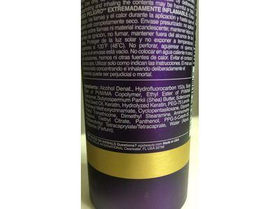 Ogx Shea Sleek Humidity Blocking Hairspray, 8 Ounce - Image 4