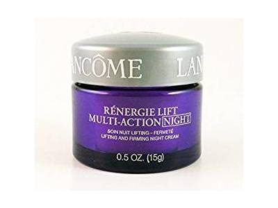 Lancome Renergie Lift Multi-Action Night Lifting and Firming Night Cream, 0.5 oz