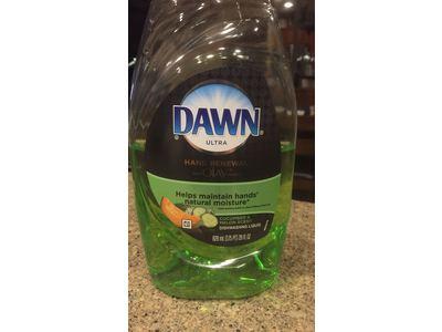 Dawn Ultra Dishwashing Liquid with Olay, Cucumber & Melon, 30 oz - Image 3