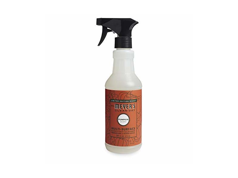 Mrs. Meyer's Clean Day Multi-Surface Everyday Cleaner, Pumpkin, 16 fl oz