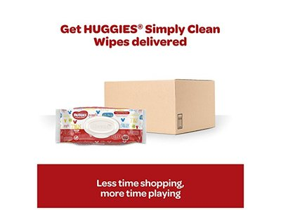 Huggies Simply Clean Fresh Scented Baby Wipes Soft Pack, 72 Count - Image 15