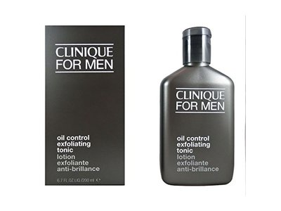 Clinique For Men Oil Control Exfoliating Tonic, 6.7 fl oz